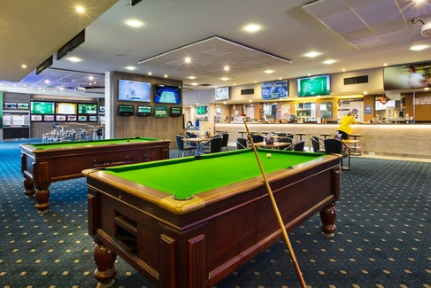 Sports Bar and Billiards at Nightcap at St Albans Hotel