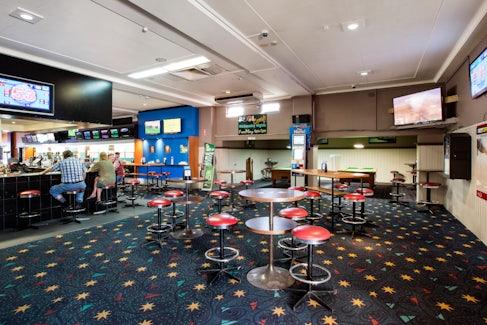 Sports Bar at the Charles Hotel