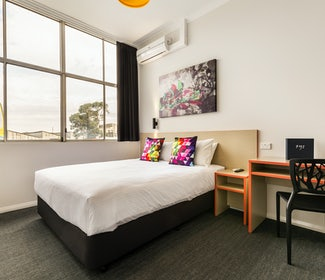braybrook accommodation studio queen ashley hotel nightcap