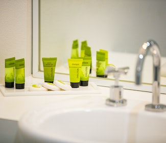 Complimentary Toiletries at Nightcap at Blue Cattle Dog Hotel