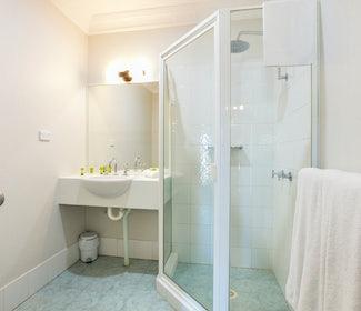 Ensuite Bathroom at Nightcap at Blue Cattle Dog Hotel