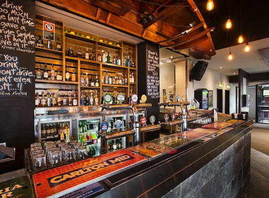 Caringbah Accommodation restaurant and bistro Caringbah Hotel Nightcap