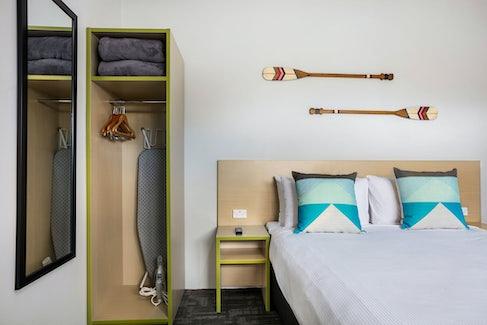 Caringbah Accommodation bedroom Caringbah Hotel Nightcap