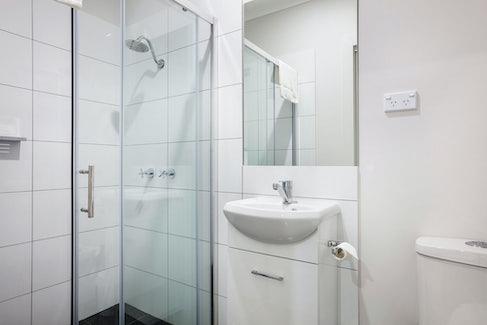 Caringbah Accommodation bathroom Caringbah Hotel Nightcap