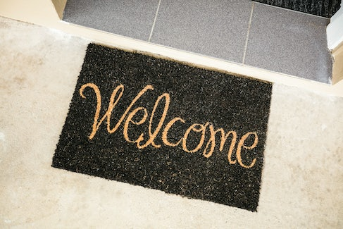 colyton accommodation nightcap at colyton hotel welcome mat