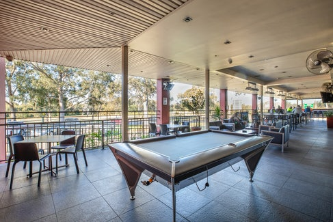 Billiards at Colyton Hotel