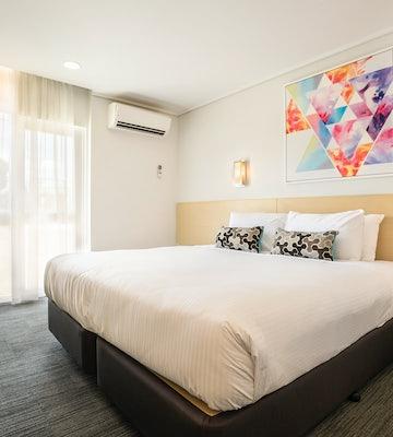 coolaroo accommodation studio king coolaroo hotel nightcap