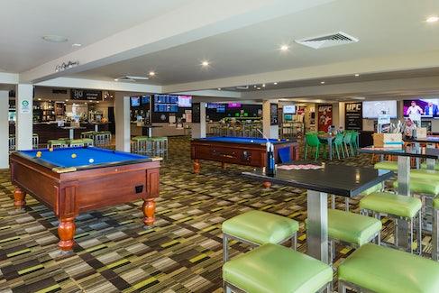 Billiards at Edge Hill Tavern