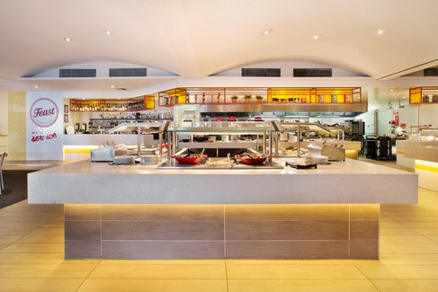 Feast Restaurant at Nightcap at Ferntree Gully Hotel Motel