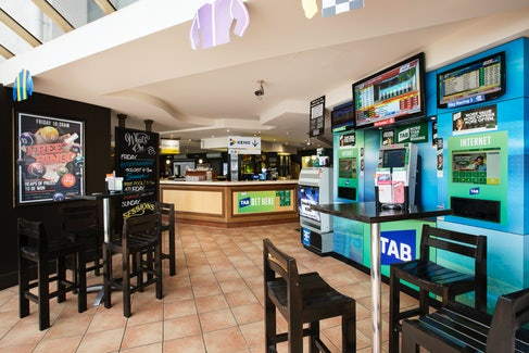 Sports Bar at Nightcap at Ferntree Gully Hotel Motel