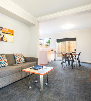 Two Bedroom Apartment at Nightcap at Ferntree Gully Hotel Motel