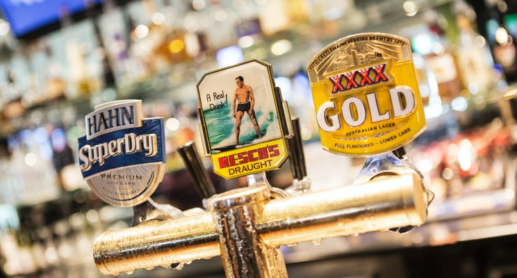 penrith accommodation beers on tap nightcap at jamison hotel