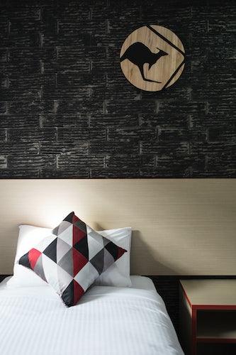 penrith accommodation bedroom nightcap at jamison hotel