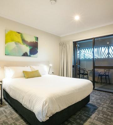 Three Bedroom Apartment at Nightcap at Kawana Waters Hotel Buddina