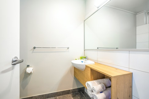 Ensuite Bathroom at Nightcap at Keysborough Hotel