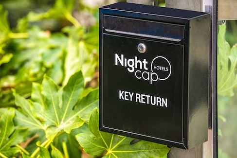 Express Check Out Available at Nightcap at Matthew Flinders Hotel