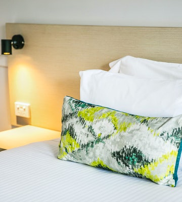 chadstone accommodation bedroom nightcap at matthew fliders hotel
