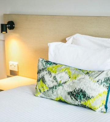 chadstone accommodation bedroom nightcap at matthew fliders hotel