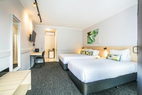 Studio Queen and Single at Nightcap at Matthew Flinders Hotel