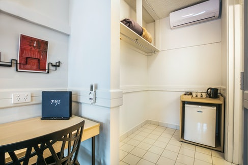 In-Room Amenities at Nightcap at Matthew Flinders Hotel