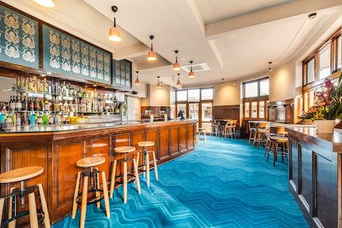 Ocean Beach Hotel Bar