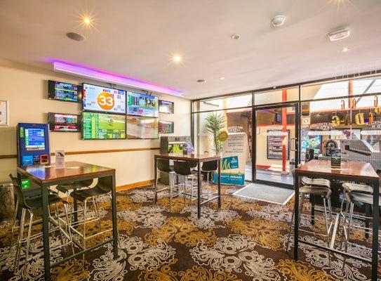 Nightcap restaurant regents park bistro