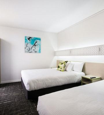 sandringham accommodation studio queen and single sandringham hotel nightcap