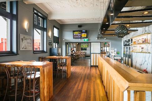 Hotel Bar at the Ship Inn