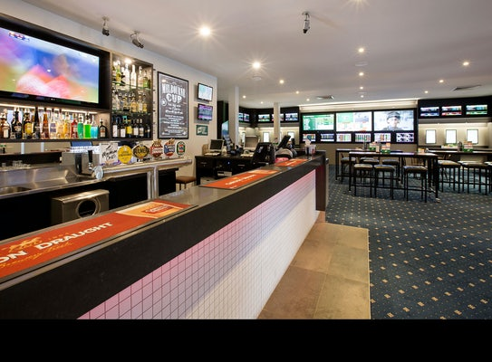 Doncaster accommodation restaurant shoppingtown hotel nightcap