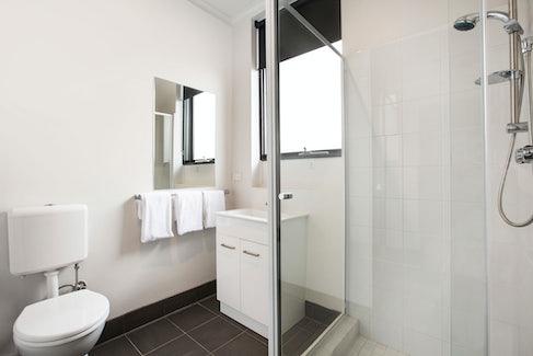 Ensuite Bathroom at Nightcap at St Albans Hotel