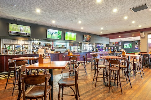 Sports Bar at Wanneroo Tavern