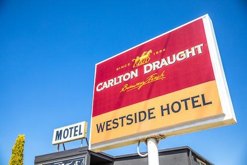 Nightcap at Westside Hotel