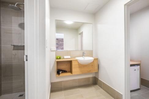 Ensuite Bathroom at Nightcap at Westside Hotel