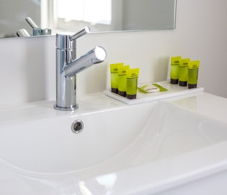 Complimentary Toiletries at Nightcap at Regents Park Hotelq