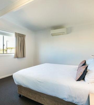 Bedroom in Two Bedroom Apartment at Nightcap at Golden Beach Tavern Caloundra