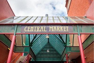 Central Market, Adelaide SA