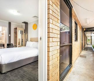 Room Exterior Compact Studio at Nightcap at Jamison Hotel