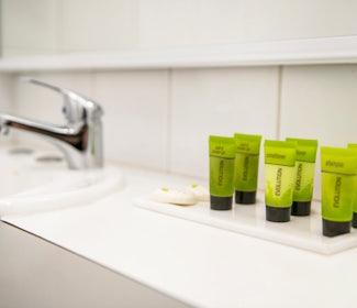 Complimentary Toiletries at Nightcap at Matthew Flinders Hotel