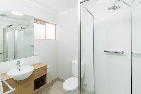 Ensuite Bathroom at Nightcap at Balaclava Hotel
