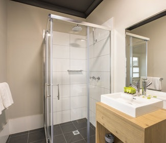 Ensuite Bathroom at Nightcap at Chester Hill Hotel