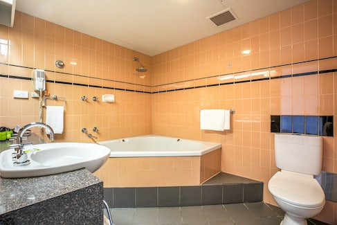nightcap at york on lilydale mount evelyn accommodation private spa bath and toilet