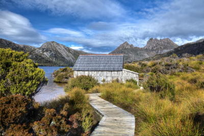 Cradle Mountain Lake St Clair National Park TAS