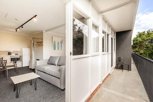 Studio Apartment at Nightcap at Findon Hotel