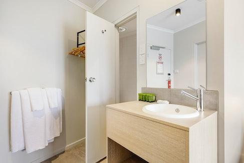 Ensuite Bathroom at Nightcap at Findon Hotel