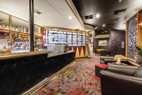 Hotel Bar at Nightcap at Findon Hotel