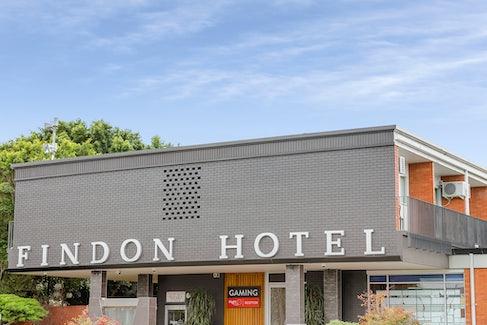 Hotel Exterior at Nightcap at Findon Hotel