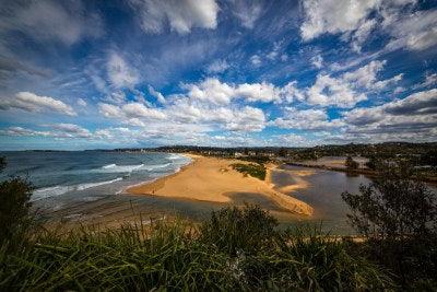 Narrabeen Beach, Narrabeen NSW