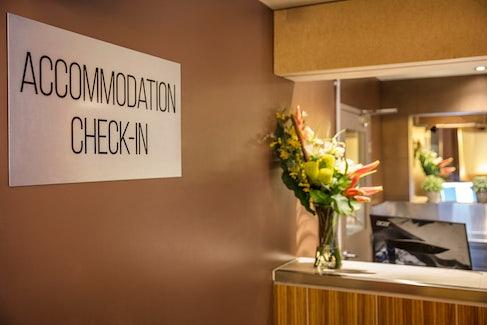 Hotel Reception at Nightcap at Caringbah Hotel