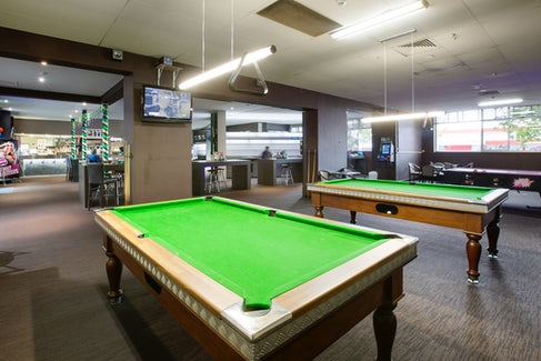 Billiards at Nightcap at Chester Hill Hotel
