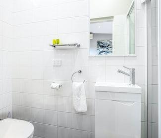 Ensuite Bathroom at Nightcap at Colyton Hotel